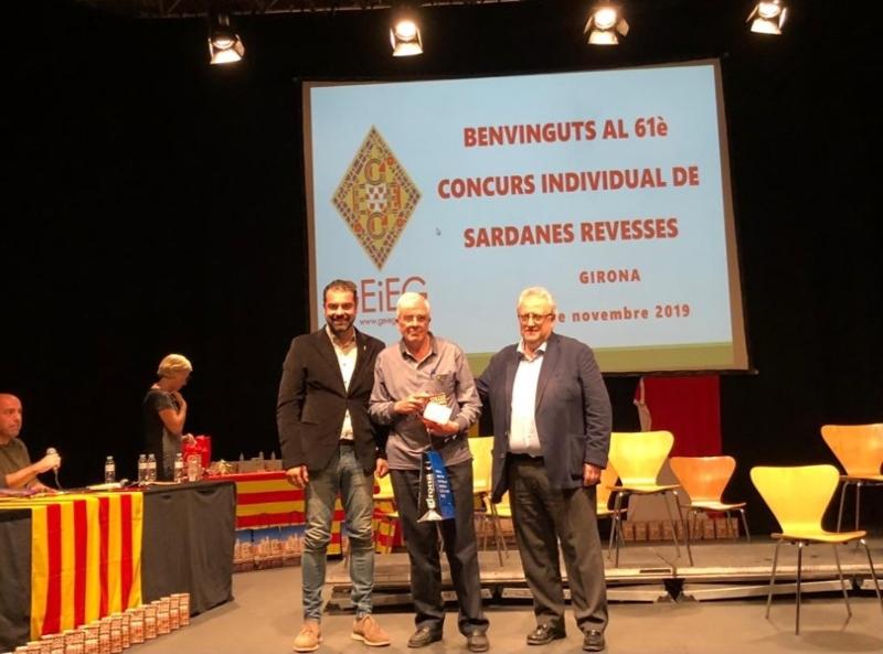 Foto : <p>61&egrave; Concurs Individual de Sardanes Revesses</p>