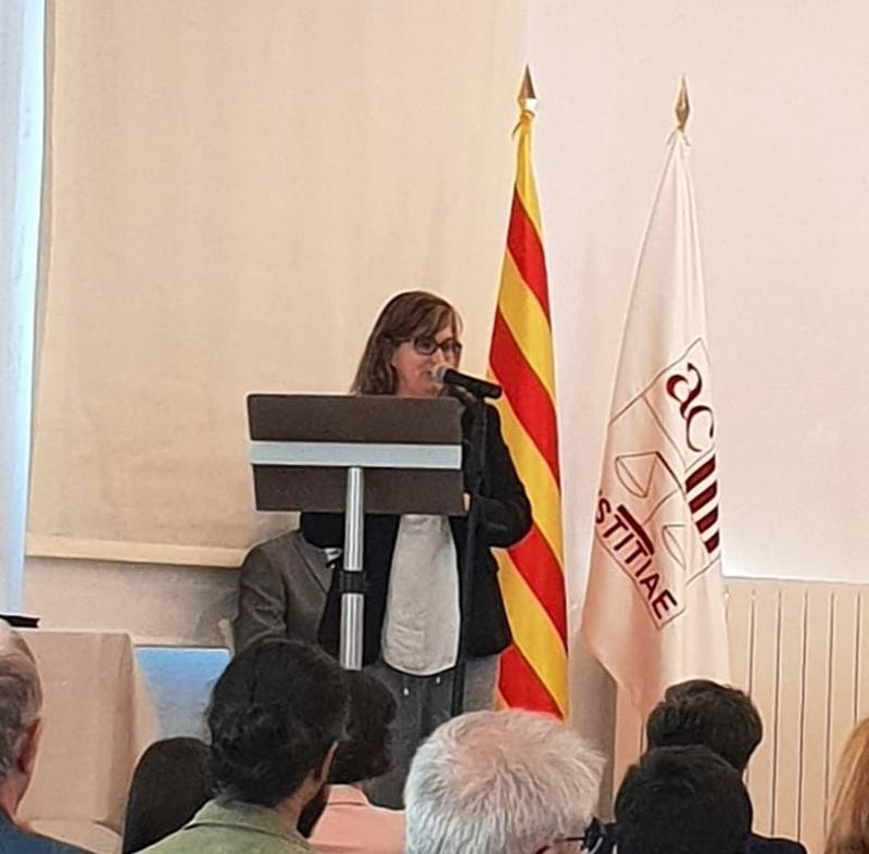 Foto 1 : <p>Commemoraci&oacute; del Dia de la Just&iacute;cia de Pau a Catalunya<br /> &nbsp;</p>