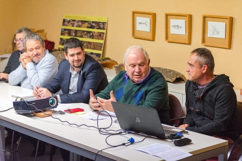 Foto 3 : <p>Pau Presas escollit nou president del Consorci de les Gavarres</p>
