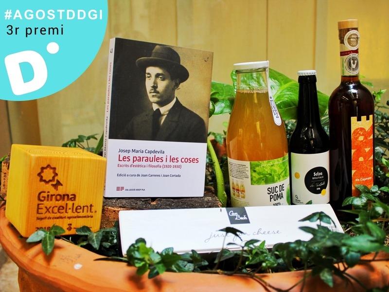 Foto 4: La Diputació de Girona convoca el segon concurs de Twitter #AgostDdGI