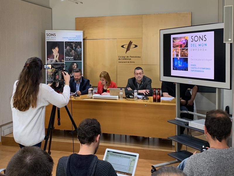 Foto 3 : El festival Sons del Món tornarà a l'Empordà amb grans artistes de renom internacional<br>