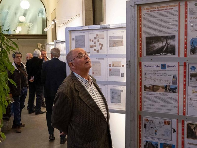 Foto 3 : <p>Inauguraci&oacute; de la 61a Exposici&oacute; Filat&egrave;lica Fires i Festes de Sant Narc&iacute;s</p>