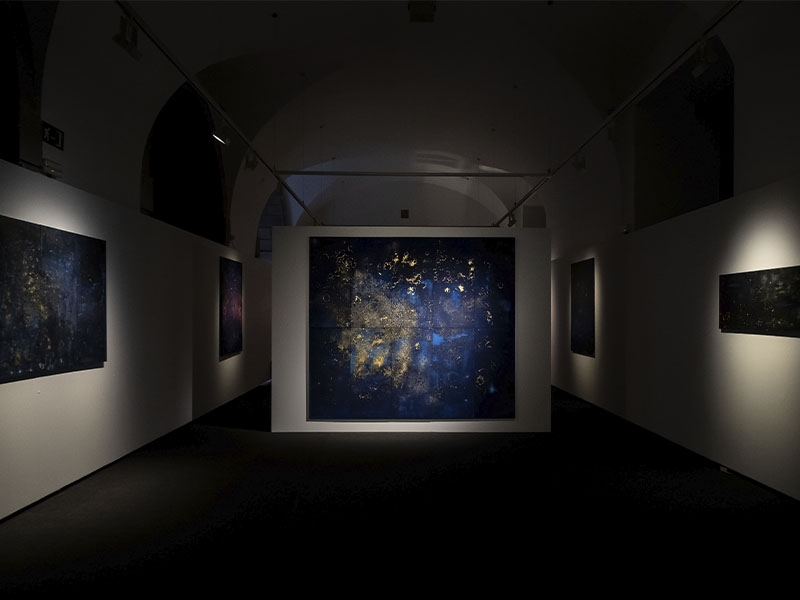 Foto 4: Exposicions Viatgeres inaugura a la Casa de Cultura una nova mostra itinerant centrada en l'obra de l'artista Maria Mercader