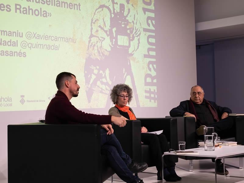 Foto 4: «El delicte d'opinar. 80 anys de l'afusellament de Carles Rahola» <br>