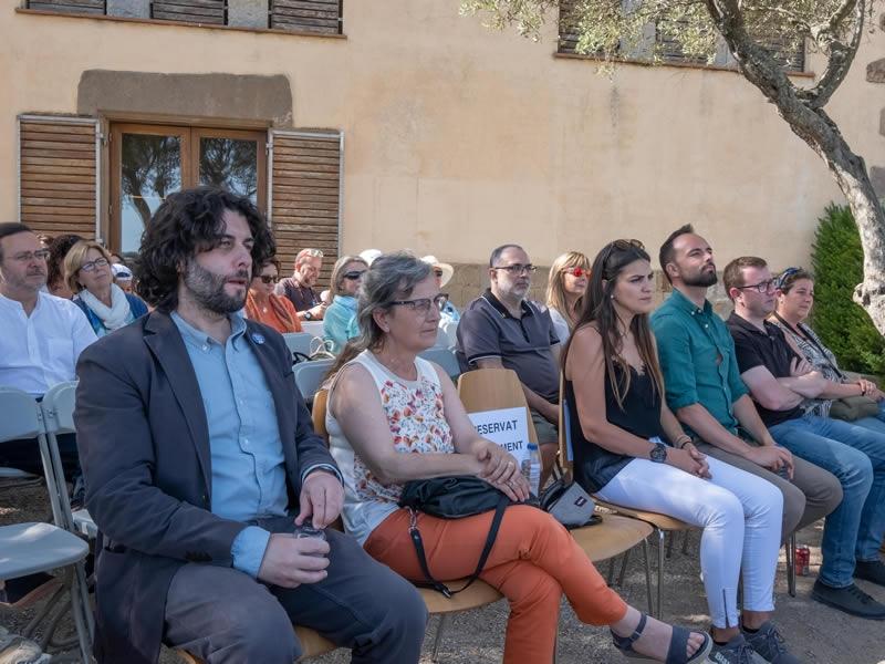 Foto 2 : «Quaderns de la Revista de Girona» arriba al número 200 amb la guia sobre els ibers indigets<br>