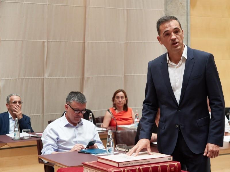Foto 5: Aprovat el Cartipàs de la nova legislatura de la Diputació de Girona