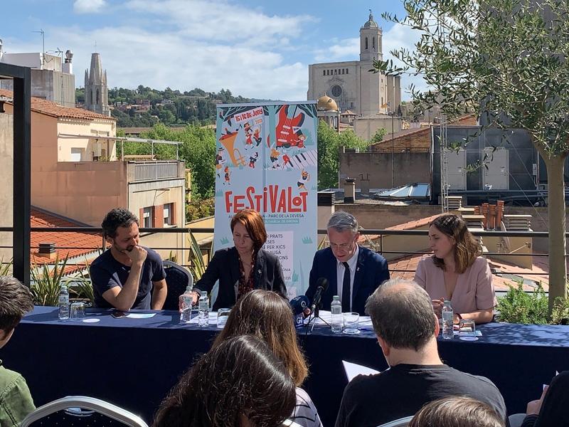 Foto 3 : El Festivalot arriba consolidat a la seva cinquena edició els propers 15 i 16 de juny<br>
