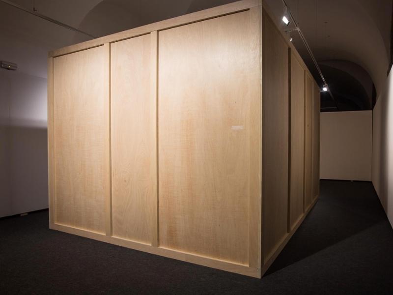Foto 1 : La Diputació participa a Inund'Art amb una peça d'Àlex Nogué