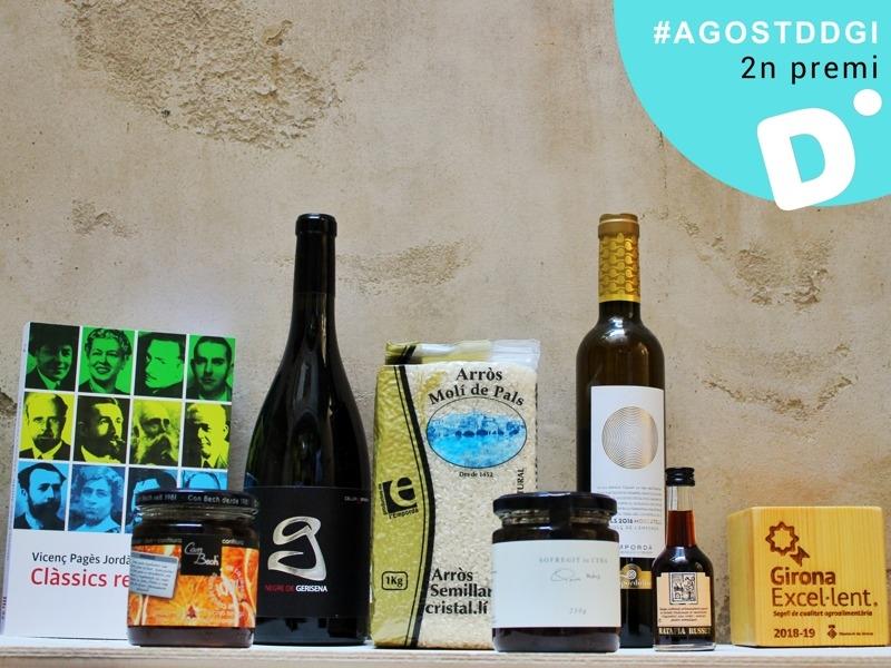 Foto 3 : La Diputació de Girona convoca el segon concurs de Twitter #AgostDdGI