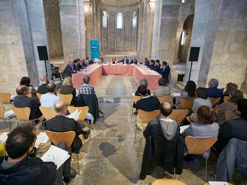 Foto 4: <p>La Comissi&oacute; Institucional de Museus es reuneix per tercera vegada</p>