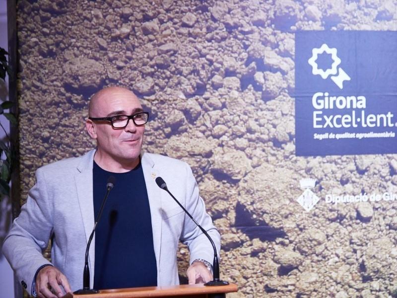 Foto 2 : La Diputació de Girona reconeix personatges gironins amb el guardó al mestratge gastronòmic<br>