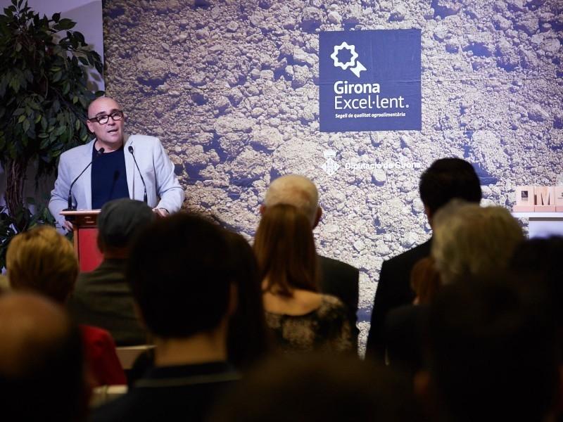 Foto 4: La Diputació de Girona reconeix personatges gironins amb el guardó al mestratge gastronòmic<br>