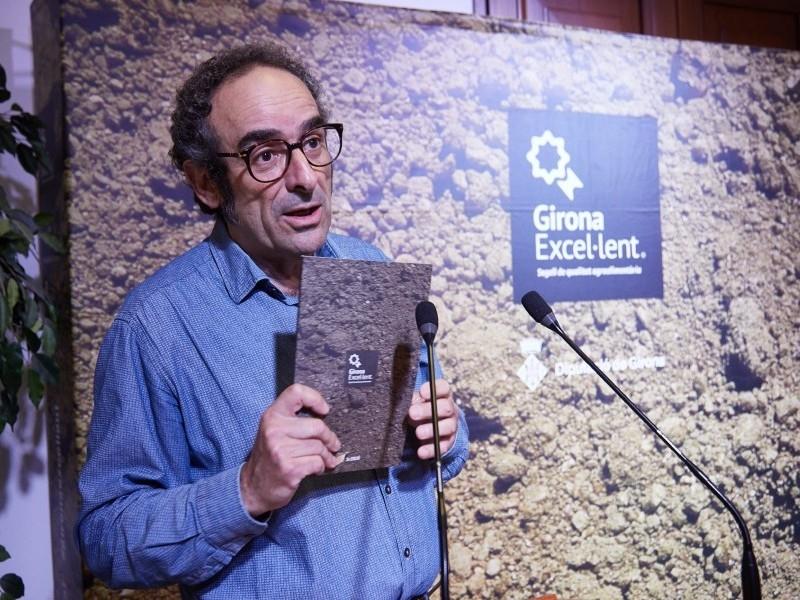 Foto 6: La Diputació de Girona reconeix personatges gironins amb el guardó al mestratge gastronòmic<br>