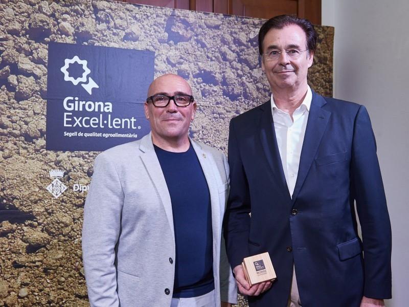 Foto 9: La Diputació de Girona reconeix personatges gironins amb el guardó al mestratge gastronòmic<br>