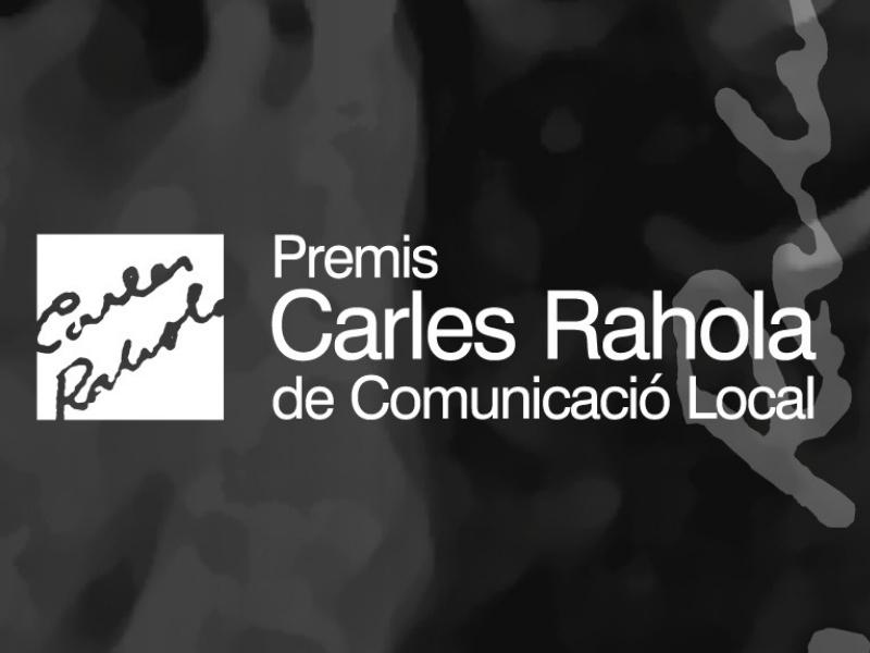 Foto 1 : X Premis Carles Rahola de Comunicació Local: Finalistes