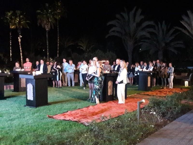 Foto 3 : L'oferta de golf de la Costa Brava es promociona a la principal fira professional de golf internacional, la IGTM<br>