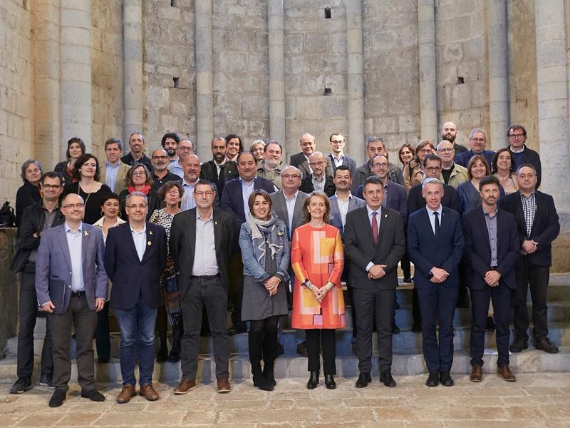 Foto 1 : <p>La Comissi&oacute; Institucional de Museus es reuneix per tercera vegada</p>