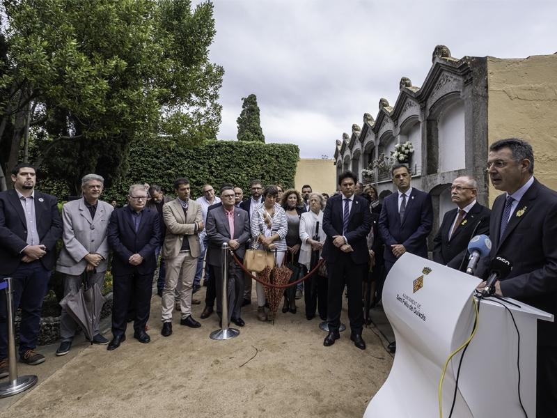 Foto 3 : Foto: M. Millan / Sant Feliu de Guíxols
