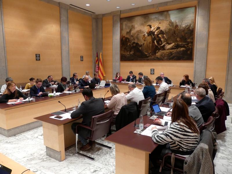 Foto 2 : <p>La Diputaci&oacute; de Girona aprova les bases de diverses subvencions en mat&egrave;ria d&rsquo;habitatge i medi ambient</p>