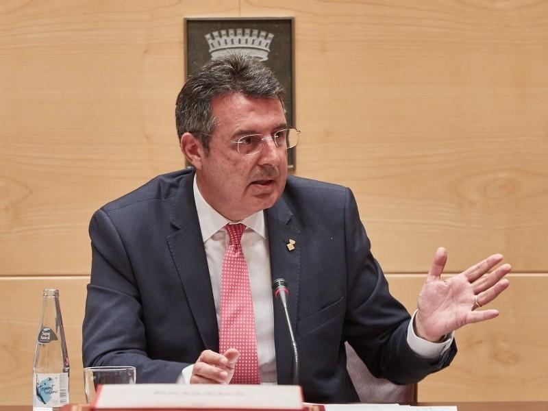 Foto 4: Aprovat el Cartipàs de la nova legislatura de la Diputació de Girona