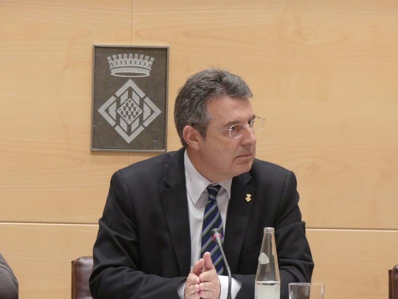 Foto 5: La darrera sessió plenària de la legislatura se centra en la millora dels municipis i de la xarxa viària de les comarques gironines<br>