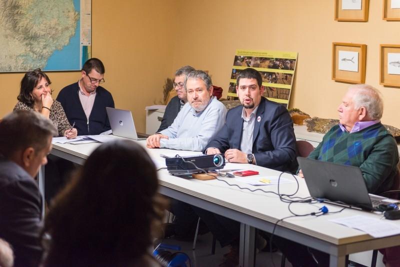Foto 4: <p>Pau Presas escollit nou president del Consorci de les Gavarres</p>