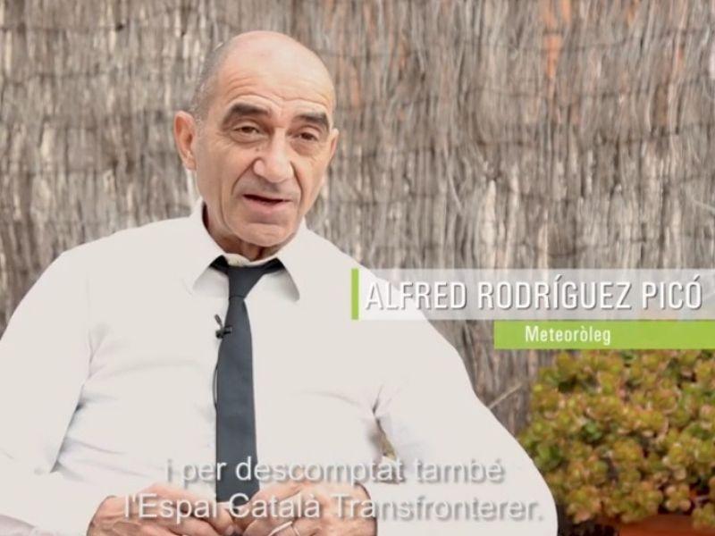 Foto 1 : Vídeo del CILMA per sensibilitzar la població de l'Espai Català Transfronterer sobre el risc de no adaptar-se al canvi climàtic<br>
