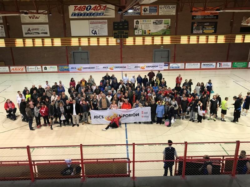 Foto : Autoria: Consells Esportius comarques gironines<br>