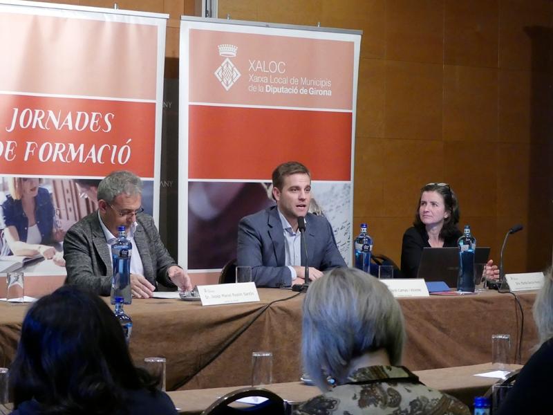 Foto 1 : <p>La setena sessi&oacute; del VII Seminari de XALOC tracta la responsabilitat i la incompatibilitat en l&rsquo;&agrave;mbit de la funci&oacute; p&uacute;blica</p>