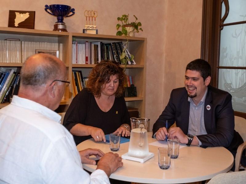 Foto 2 : Consell Comarcal Garrotxa - Olot