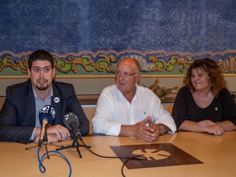 Foto 4: Consell Comarcal Garrotxa - Atenció als mitjans