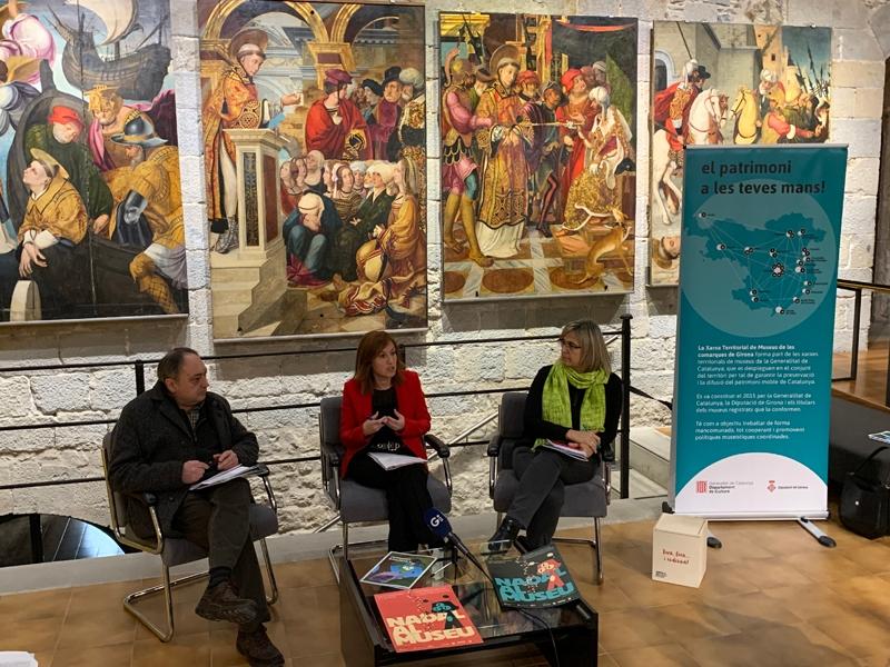 Foto 1 : <p>El Nadal arriba a la Xarxa de Museus de les Comarques de Girona</p>