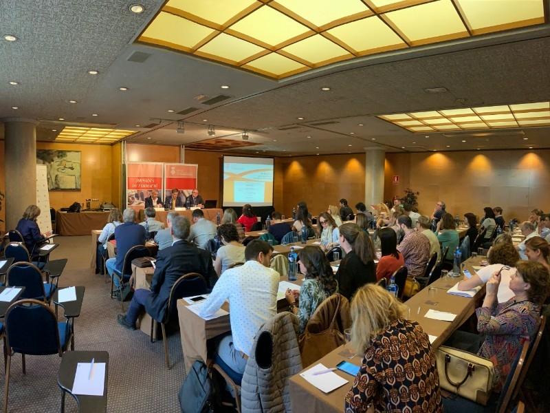 Foto 4: «Gestió municipal de l'aigua», tercera jornada formativa del seminari organitzat per XALOC<br>