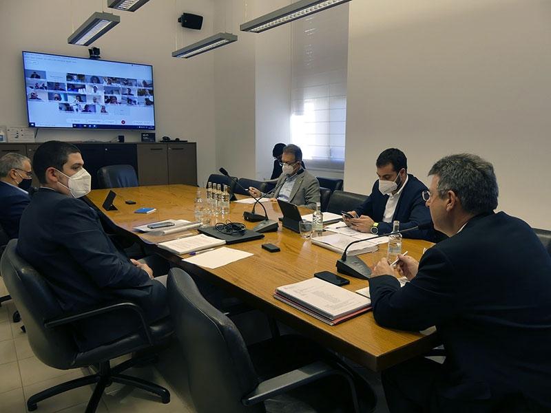 Foto : La Diputació de Girona aprova el pressupost general per l'any 2021