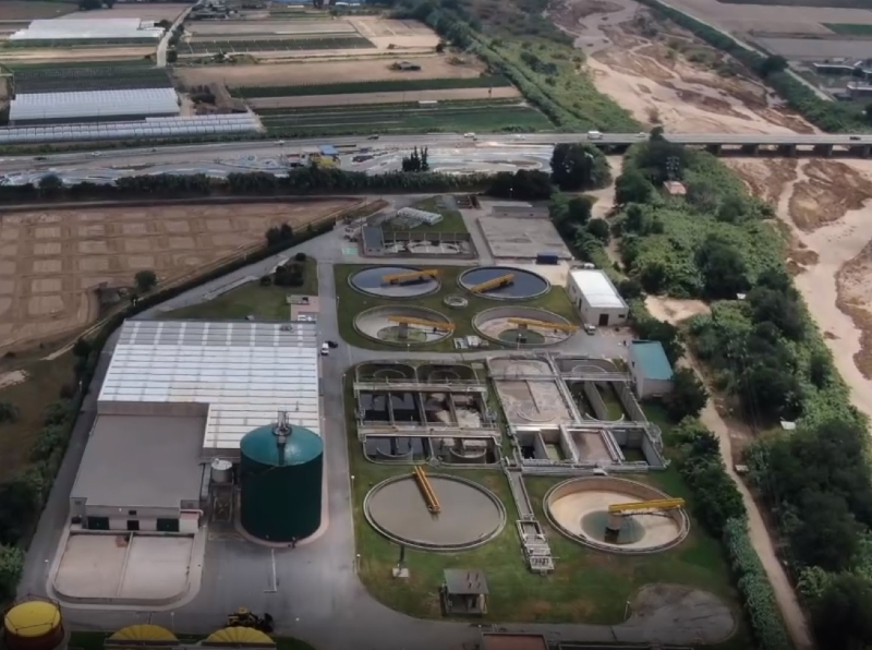 Foto 3 : <p>El Consorci de la Costa Brava i l&#39;ACA signen diversos convenis per millorar el sanejament de les aig&uuml;es residuals en tres comarques gironines</p>