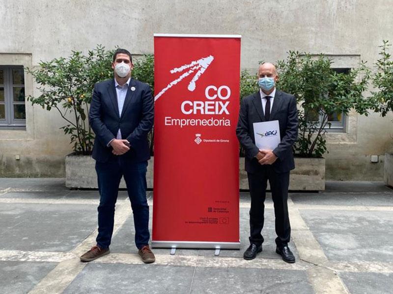 Foto : <p>La Diputació de Girona i Business Angels Girona organitzen el Curs d'iniciació a la inversió en start-ups per impulsar l'economia gironina</p>