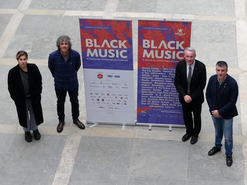 Foto 1 : <p>El Black Music Festival arriba a la dinovena edici&oacute; amb una de les seves millors programacions</p>