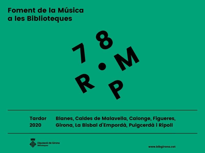 Foto : El Servei de Biblioteques presenta el projecte 78 RPM per fomentar la música a les biblioteques