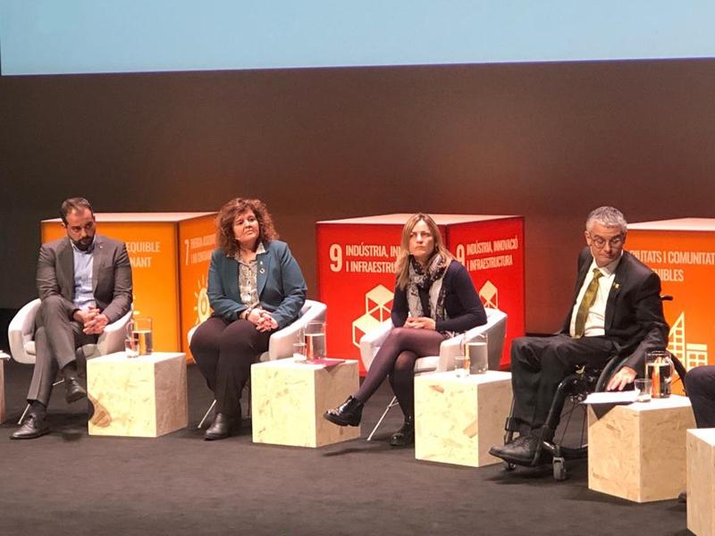 Foto : <p>La primera Cimera Catalana d&rsquo;Acci&oacute; Clim&agrave;tica compta amb la participaci&oacute; de la Diputaci&oacute; de Girona</p>