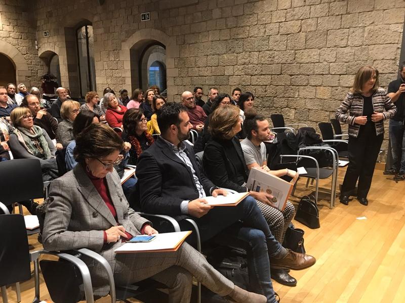 Foto 2 : <p>La iniciativa &laquo;Edificis positius&raquo; arriba a les comarques gironines</p>