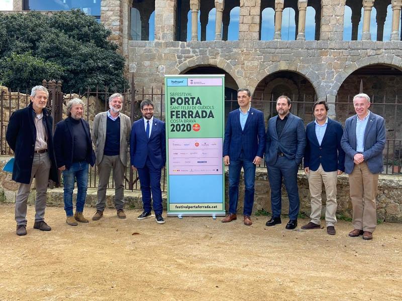 Foto : Foto: organització Festival Porta Ferrada<br>