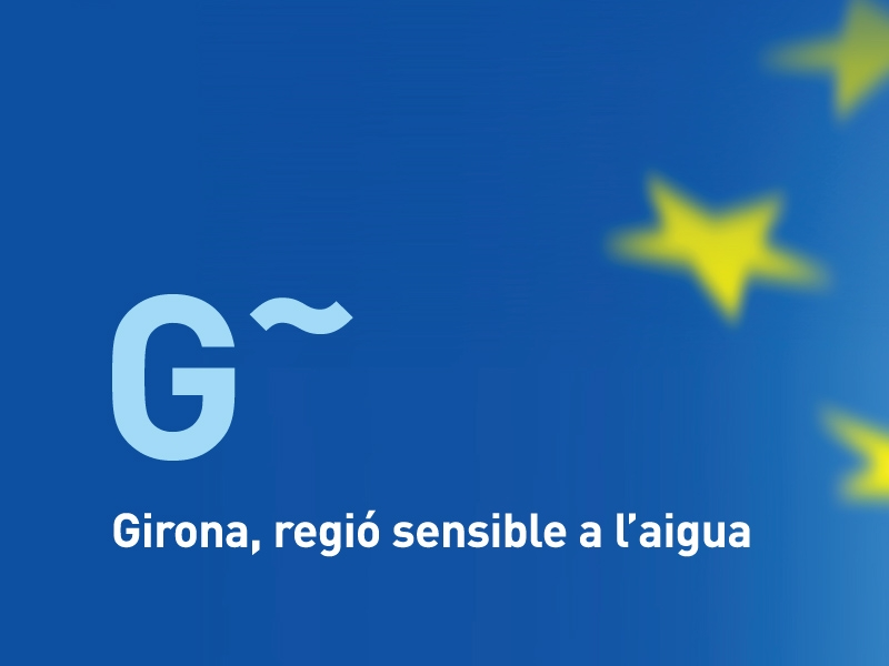 Foto : La gestió eficient de l'aigua al projecte «Girona, regió sensible a l'aigua»