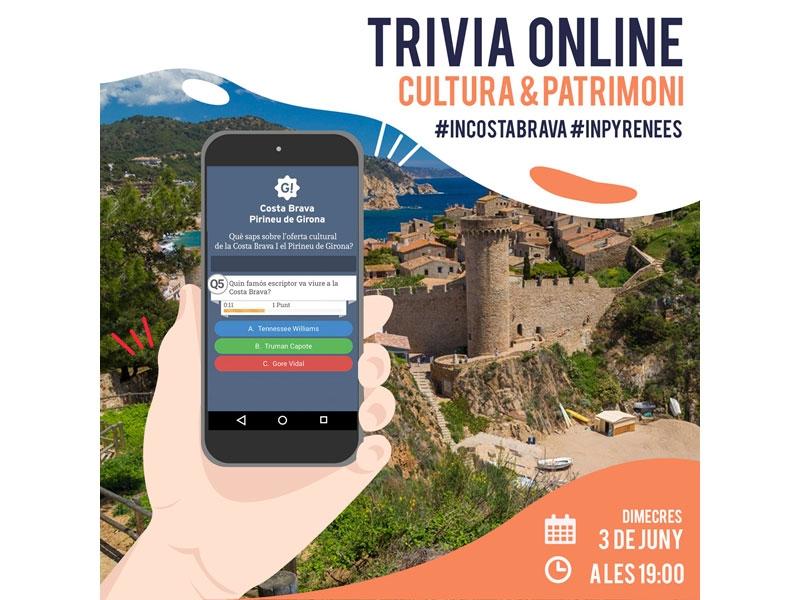 Foto : <p>Primer concurs digital sobre coneixement de les destinacions Costa Brava i Pirineu de Girona</p>