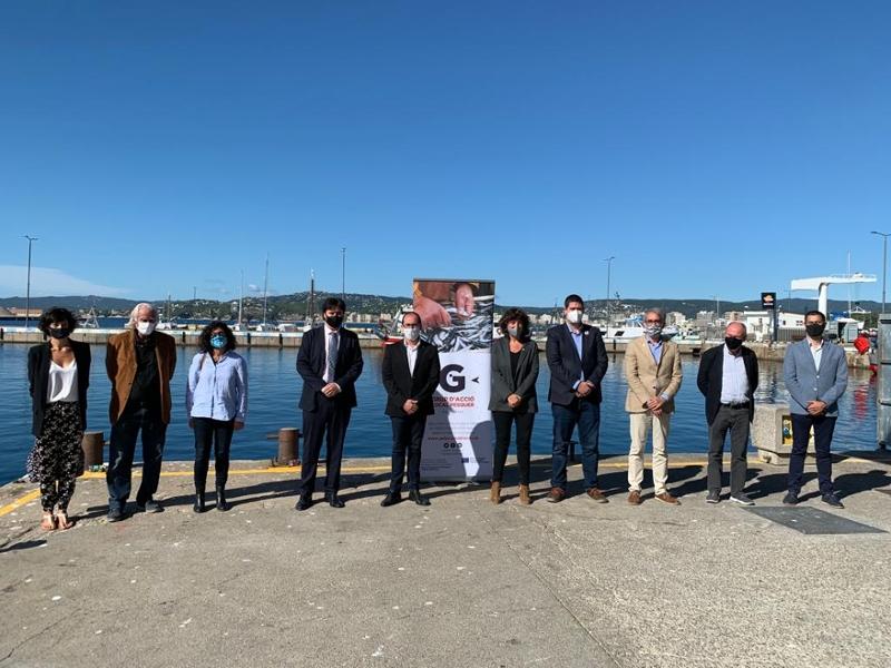 Foto : <p>La Diputació de Girona col·labora en el projecte «La mar de bé», per divulgar el peix de llotja i la cuina de la Costa Brava</p>