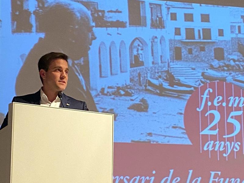 Foto : La Fundació Ernest Morató celebra els 25 anys dedicats al món de les havaneres