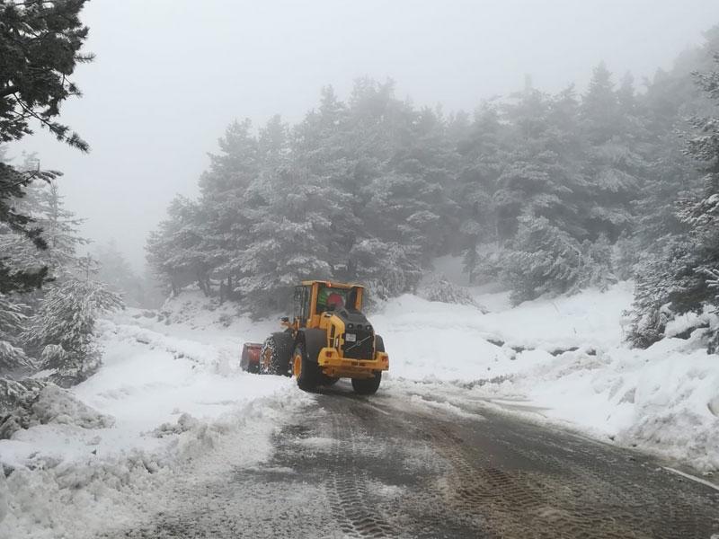 Foto : <p>400.000 euros en ajuts a ajuntaments per a nevades i glaçades, 50.000 euros més que l'any passat</p>
