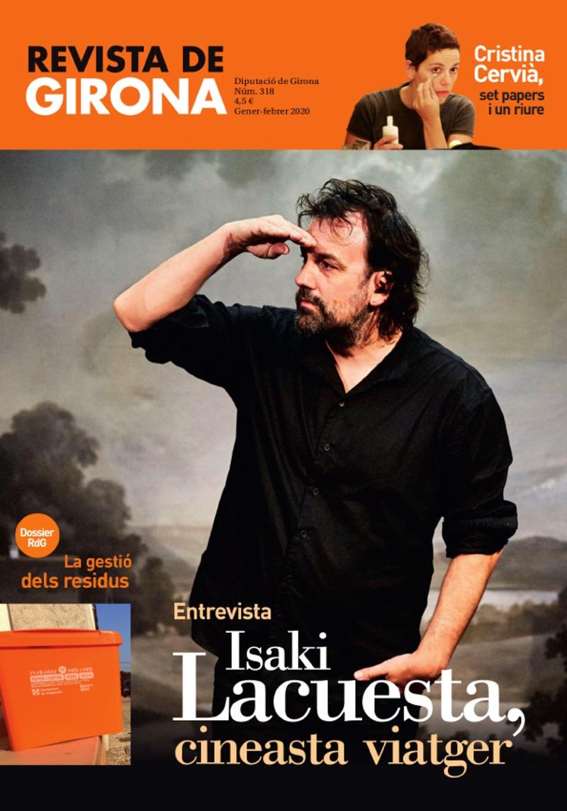Foto : <p>Surt al carrer un nou n&uacute;mero de la <em>Revista de Girona</em>, amb un dossier sobre la gesti&oacute; dels residus</p>