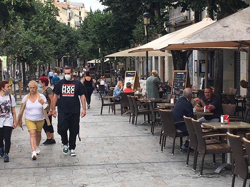 Foto : <p>La Diputació de Girona impulsa la reactivació econòmica de tota la demarcació amb una nova línia d'ajuts destinats al teixit comercial i productiu</p>