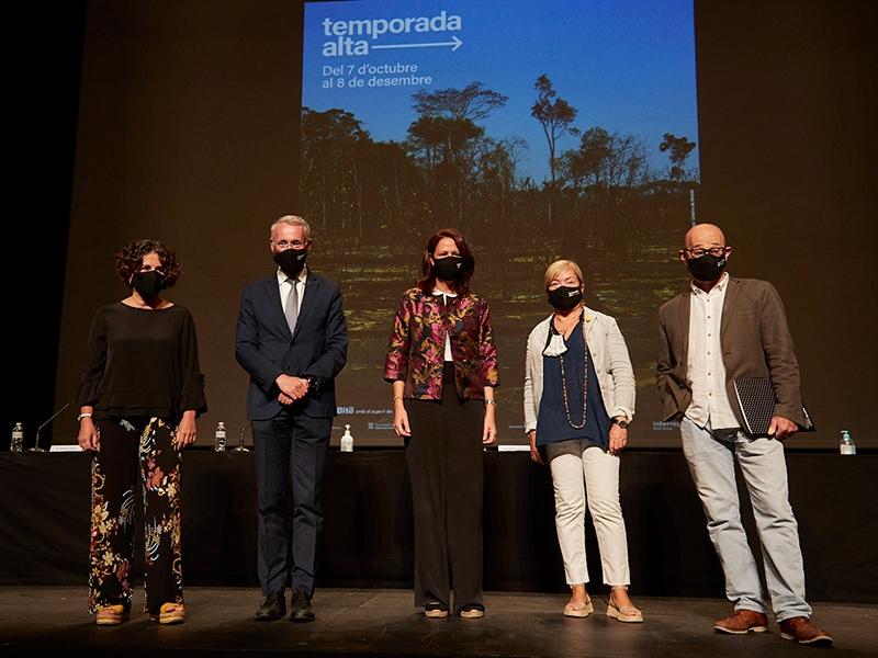 Foto : <p>La 29a edició de Temporada Alta protegeix la producció del país i aposta per la creació catalana en plena pandèmia</p>