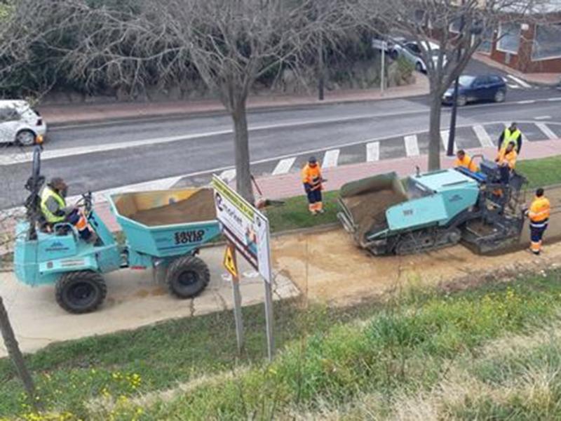Foto : <p>La Diputació de Girona aporta 600.000 euros de finançament extraordinari per a la millora de les vies verdes</p>